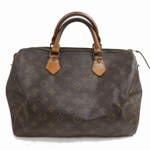 Louis Vuitton Hand Bag Speedy 30
